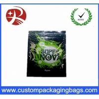Wholesale Resealable Custom Packaging Bags Herbal Incense Spice Potpourri Super Nova Incense Bags from china suppliers