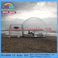 Wholesale Factory quality inflatable bubble camping tent inflatable camping tent from china suppliers
