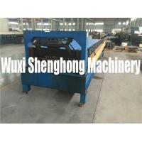 Wholesale Wave Shape Roof  Sheet Roll Forming Machine European Standard from china suppliers