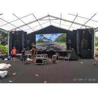 Wholesale P3.9 SMD1921 Outdoor Advertising LED Display For Festivals Concerts Events from china suppliers