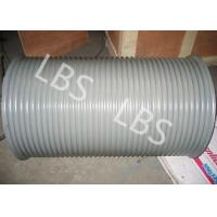 Quality Steel Integral Type Lebus Grooved Drum Oilfield Drums Winch Drum for sale