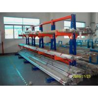 Wholesale OEM / Custom High Grade Q235B Steel and Automatic Cantilever Racking and Shelfing from china suppliers