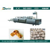 Wholesale Puffed Snack Roasted Barley Cereal Bar Molding Machine SUS304 Material from china suppliers