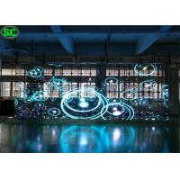 Wholesale High definition P8.93 transparent video screen 5 years warranty 90% Transparency rate from china suppliers