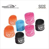 Wholesale Strong Sticky Self Adhesive Cable Ties , 100% Nylon Velcro Cable Cover from china suppliers