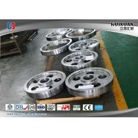Buy cheap AS4140 Rail Wheel Ring Rolling Forging Rough Machined Forged Shaft from wholesalers