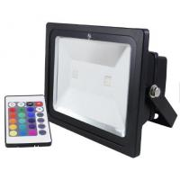 Wholesale Black / Silver Housing 150W RGB IP65 COB LED Flood Lamp For Garden Lighting from china suppliers