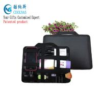 Wholesale Neoprene Grid It Gadget Organizer , Waterproof Electronics Organizer For Travel from china suppliers