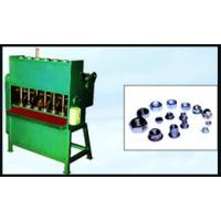 Wholesale 380V Full Automatic Nut Tapping Machine With Double Head , Green Color from china suppliers