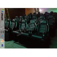 Wholesale Game 7D Movie Theater With Motion Seats And Safe Package Used For Theme Park from china suppliers