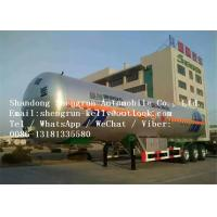 Wholesale ISO 1.61 Mpa Propane Lpg Gas Shipping LPG Semi Trailer 3 Axle 58.8cbm Fuwa Axle from china suppliers