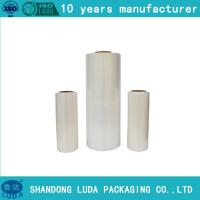 Wholesale 500M length 500mmx300m 23 mic hand stretchwrap film clients demand SGS certfied from china suppliers