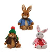 Wholesale Stuffed Animals Easter Peter Rabbit Bunny Plush Toys For Festival Celebrate from china suppliers