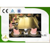 Wholesale Electromagnetic Heating Rectangle Seven Seats Electric Teppanyaki Grill Table from china suppliers
