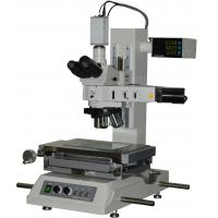 Wholesale Bright Field Industrial Microscopes / Tool Microscope 0.0001 mm Resolution from china suppliers