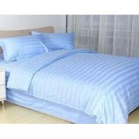 Wholesale Cotton Satin Stripe Queen Size Bedsheet (LJ-S23) from china suppliers