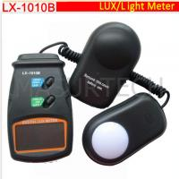 Wholesale Brand New 3 Range Digital LCD 50,000 Lux Meter Photometer Luxmeter Light Tester Resolution Lux LX1010B from china suppliers