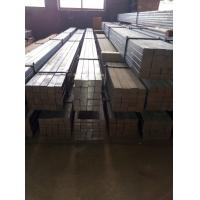 Wholesale Hot Rolled Square Steel Billet Steel Crane Rail Flat Bar for Overhead Crane from china suppliers