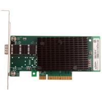 Wholesale Optical Ethernet Fiber Network Card 10G single port 10G1BF - SFP+ Intel controller from china suppliers