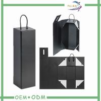 Wholesale Cardboard Wine Gift Boxes Packaging Custom Shaped Logo SGS / FSC from china suppliers