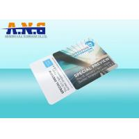 Wholesale ISO14443A Plastic DESFire EV2 Smart Cards Custom Printing 13.56Mhz from china suppliers