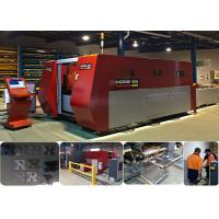 Wholesale Water Cooling Fiber Laser Metal Cutting Machines With Japanese AC Servo Motor & Driver from china suppliers