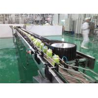 Wholesale Complete Automatic Hot Liquid Fruit Juice Bottling Production Line from china suppliers