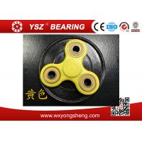 Wholesale ZrO2 Si3N4 Full / Hybrid Ceramic Bearing 608 Fidget Spinner Adults Anti Stress Toy from china suppliers