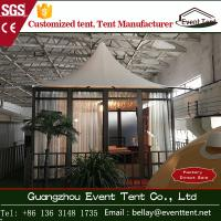 Wholesale Customize Pagoda Outdoor event tent with aluminum profile 6061-T6 Frame from china suppliers