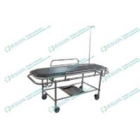 Wholesale Detachable stainless steel ambulance evacuation stretcher with safety lock from china suppliers
