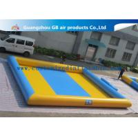 Wholesale Colorful Pvc Material Square Kids Inflatable Swimming Pools CE RoHS Certification from china suppliers