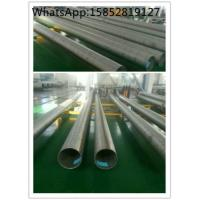 Quality 08X17H13M2 High Pressure Stainless Steel Tubing , Welded Steel Pipe TUV for sale