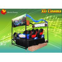 Wholesale High End Virtual Reality XD Theatre , Oculus Rift 5 D Movie Theater from china suppliers