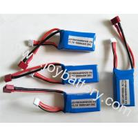Wholesale 7.4v 1500mah rc helicopter battery 903462 for FT009 FX067C,3S 11.1V 1500mah 35C with XT60 for RC airplane from china suppliers