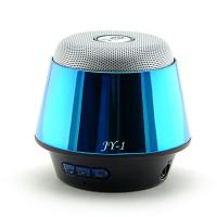 Wholesale USB Battery Powered Portable Wireless Bluetooth Speakers Blue With Mic from china suppliers