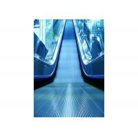 Wholesale Lower noise Indoor Moving Walk Escalator stainless steel material from china suppliers