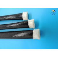 Wholesale Flexible Insulation Expandable Braided Sleeving Black Self - Extinguishing from china suppliers