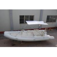 Wholesale 700 Cm Length Inflatable Rib Boat Fiberglass 23 Ft All Colors For 14 Persons from china suppliers