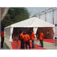Wholesale White Fabric Cover Aluminium Frame Marquee Temporary Outdoor Event Tent Rental from china suppliers