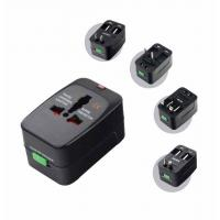 Wholesale Universal USB Travel Charger Adapter Plug Converter AU UK US EU from china suppliers