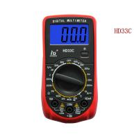 Wholesale Industry 200mA Handheld Digital Multimeter CMOS double integration from china suppliers