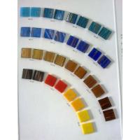 Buy cheap New Ordinary Hot Melt Glass Mosaic from wholesalers