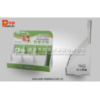 Wholesale Retail Cardboard Display Countertop Boxes Wholesale For Exhibition Stands from china suppliers