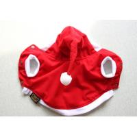 Wholesale Christmas Tiny Dog Xmas Dress Clothes from china suppliers