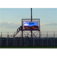 Wholesale LED fixed electronic large stadium led board display led screen from china suppliers