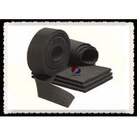 Wholesale Black / Grey Soft Graphite Felt 8MM Thickness PAN Based High Heating Resistance from china suppliers