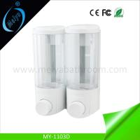 Wholesale double kitchen soap dispenser, bathroom soap box from china suppliers