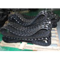 Wholesale Mini Excavators Skid Steer Loader Rubber Track (230*48*68) for Construction Equipment from china suppliers