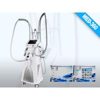 Wholesale Cellulite Wrinkle Removal RF Vacuum Body Sculpting Machine with 70 Kpa / 700 mbar from china suppliers