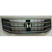 Wholesale Honda Crosstour 2009-2012 Car Front Hood Grill Grille Mesh Cover Vent Trim Front Grille 71121-TZ8-H010 71121-TW0-H010 from china suppliers